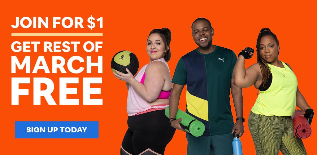b23f52d60252 Blink Fitness Gym